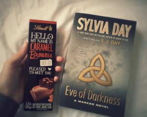 Eve of Darkness- Sylvia Day